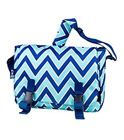 Wildkin Zigzag Lucite Jumpstart Messenger Bag