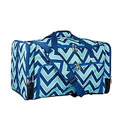 Wildkin Zigzag Lucite Weekender Duffel Bag