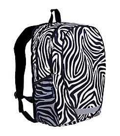 Wildkin Zebra Comfortpak Backpack
