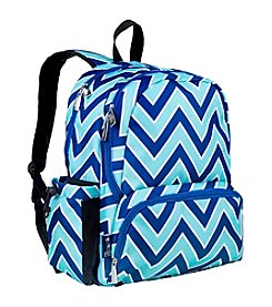 Wildkin Zigzag Lucite Megapak Backpack