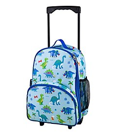 Olive Kids Dinosaur Land Rolling Luggage