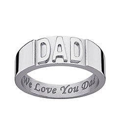 Sweet Sentiments Men's Stainless Steel
