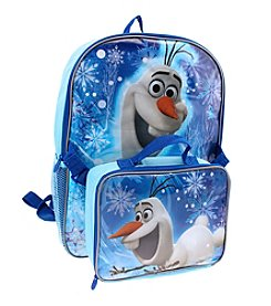 Disney® Frozen Olaf Backpack With Lunch Pack