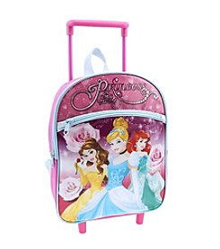 Disney® Princess 12 Inch Rolling Backpack