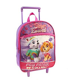 Nickelodeon® Girls' PAW Patrol 12 Inch Rolling Backpack