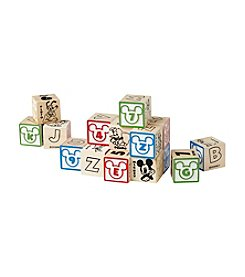 Melissa & Doug®  Disney My First Wooden Block Set
