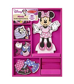 Melissa & Doug®  Minnie Wooden Magnetic Dress-Up