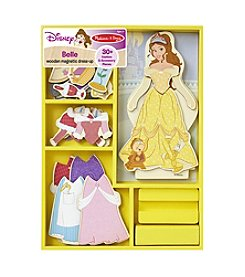 Melissa & Doug®  Belle Wooden Magnetic Dress-Up