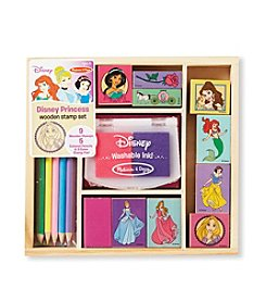 Melissa & Doug® Disney Princess® Wooden Stamp Set