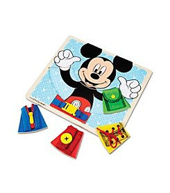 Melissa & Doug® Mickey Mouse Clubhouse Wooden Basic Skills Board