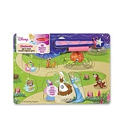 Melissa & Doug® Disney's Cinderella Rags to Riches Wooden Magnetic Game