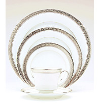 Noritake Crestwood Platinum 5-pc. Place Setting