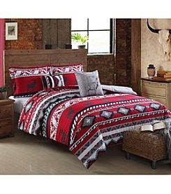Ruff Hewn Ski Lodge Comforter Set