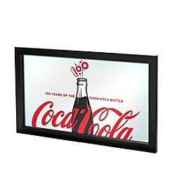Trademark Home® Coca-Cola Anniversary Mirror