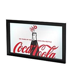 Trademark Home® Coca-Cola Anniversary Mirror
