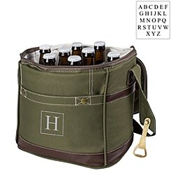 Cathy's Concepts Personalized Green 12-Pack Craft Beer Bottle Cooler