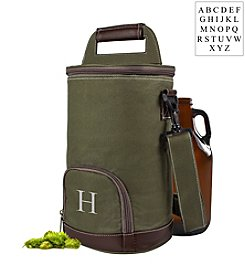 Cathy's Concepts Personalized Green Insulated Growler Cooler