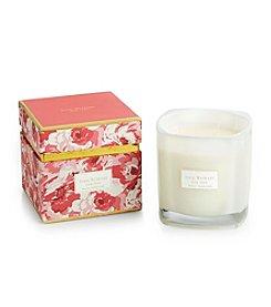 Isaac Mizrahi® Hampton Geranium Scented Wax Candle