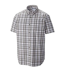 Columbia Men's Big & Tall Rapid Rivers Short Sleeve Button Down Shirt