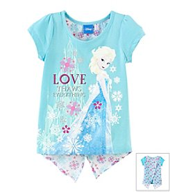 Nannette® Girls' 2T-6X Love Thaws Everything Tee
