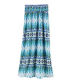 Speechless;reg; Girls' 7-16 Printed Maxi Skirt