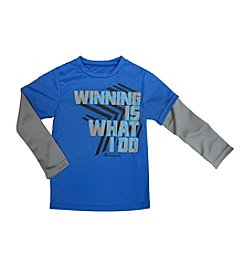 Champion® Boys' 8-20 Winning Is What I Do Layered Tee