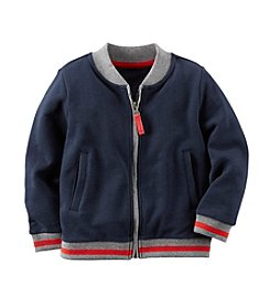 Carter's® Boys' 4-7 Long Sleeve French Terry Jacket