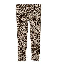 Carter's® Girls' 2T-4T Animal Print Leggings