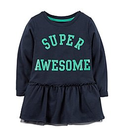 Carter's® Girls' Super Awesome Tunic Top