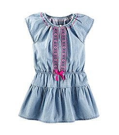 OshKosh B'Gosh® Girls' 2T-4T Chambray Dress