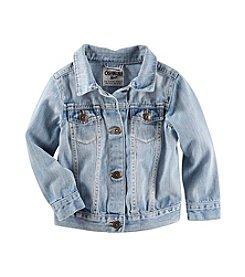 OshKosh B'Gosh® Girls' 2T-7 Denim Jacket