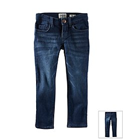 OshKosh B'Gosh® Girls' 2T-7 Skinny Knit Denim