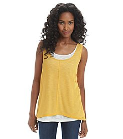 Jones New York Sport® Double Layer Tank