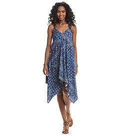 DKNY JEANS® Batik Print Dress