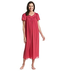 Miss Elaine® Long Nightgown