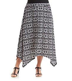 Living Doll® Plus Size Sharkbite Skirt