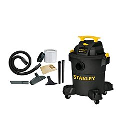 Stanley 6-Gallon Wet/Dry Shop Vacuum