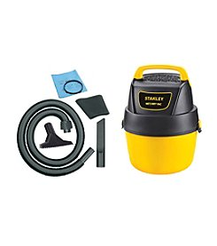 Stanley 1-Gallon Wet/Dry Portable Shop Vacuum