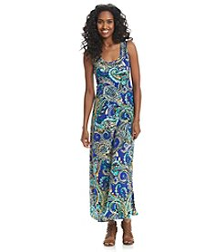 Prelude® Printed Maxi Dress