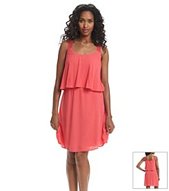 S.L. Fashions Popover Dress