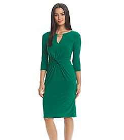 Vince Camuto® Knotted Sheath Dress