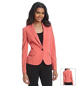Anne Klein® Flap Pocket Jacket