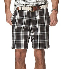 Chaps® Men's Tremont Plaid Short