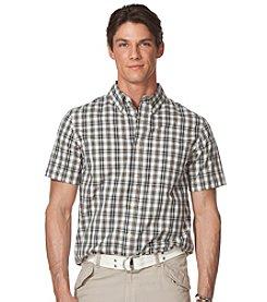Chaps® Men's Short Sleeve Harper Poplin