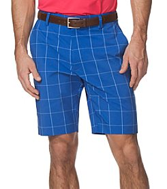 Chaps® Men's Flat Front Window Pane Golf Short