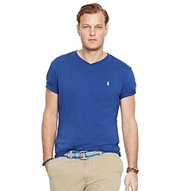 Polo Ralph Lauren® Men's Big & Tall Short Sleeve V-Neck Tee