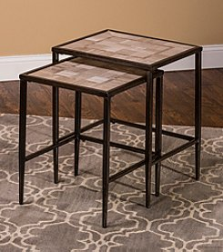 Chancey Set of 2 Nesting Tables
