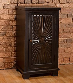 Hackett Cabinet with One Door