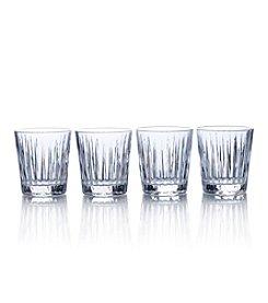 Mikasa® Revel Set of 4 Double Old Fashioned Glasses