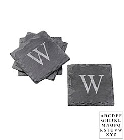 Cathy's Concepts Personalized Set of 4 Slate Coasters